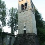 Particolare campanile Abbazia